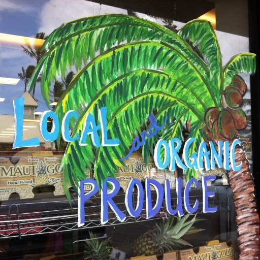 Eat Local, Organic and Well.... Always!