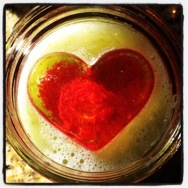 Lactoferment Goodness… Cabbage + Salt = LOVE