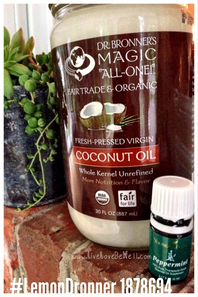 Love this coconut oil for everything!